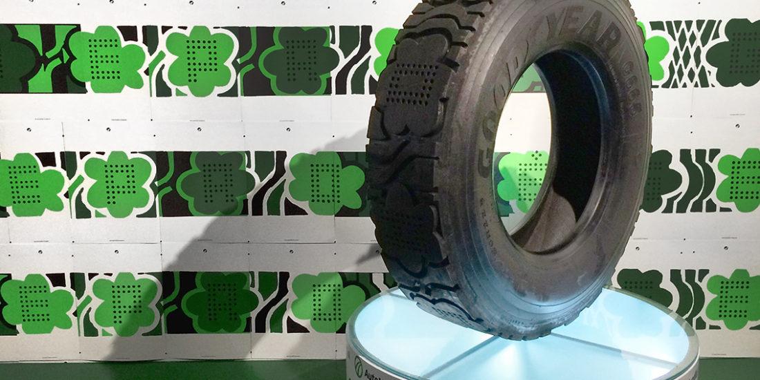 Automundial Arutza Stand Design