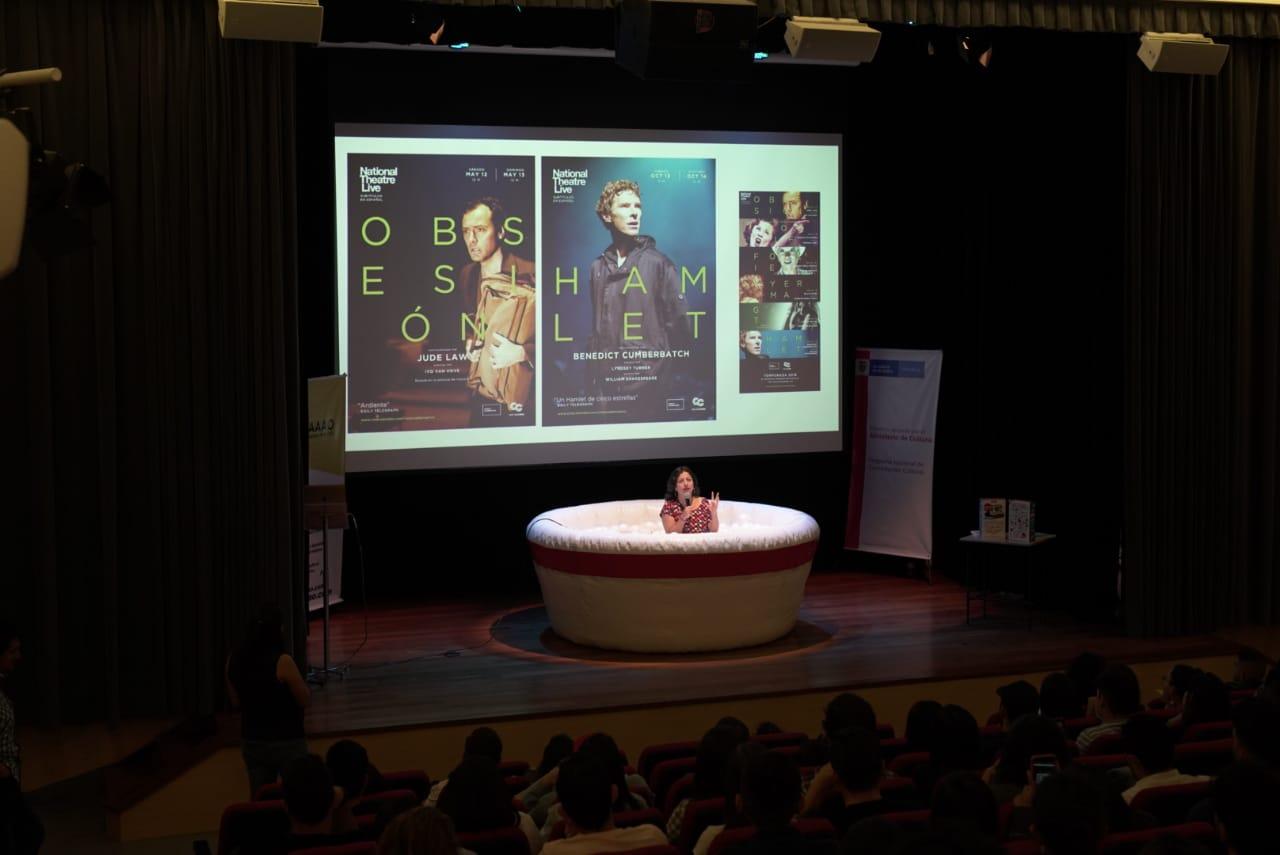 conferencias diseño gráfico